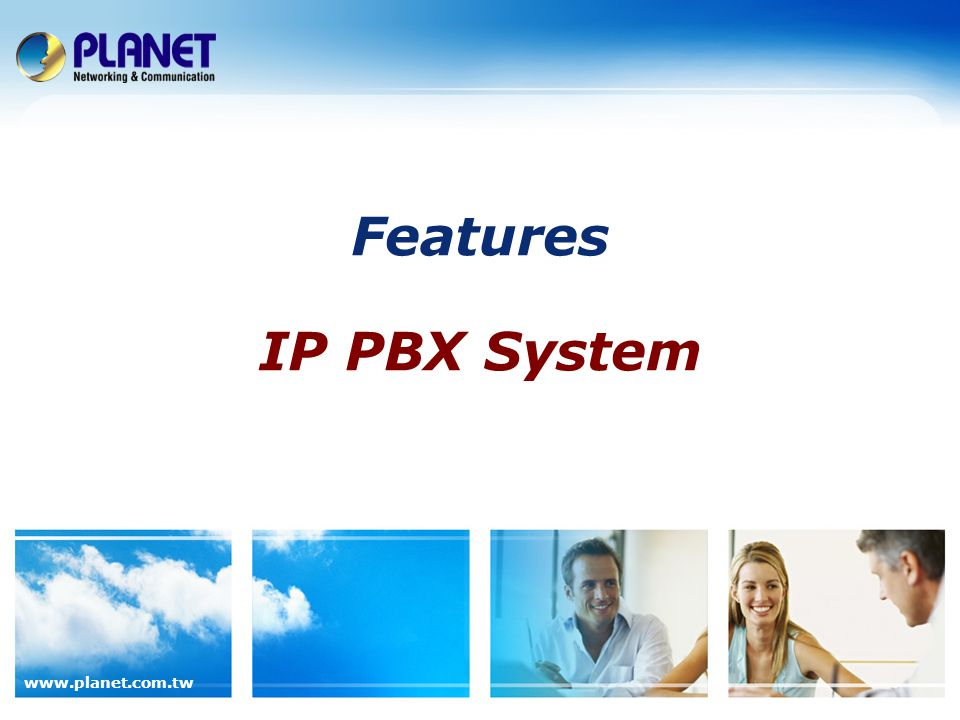Features IP PBX System