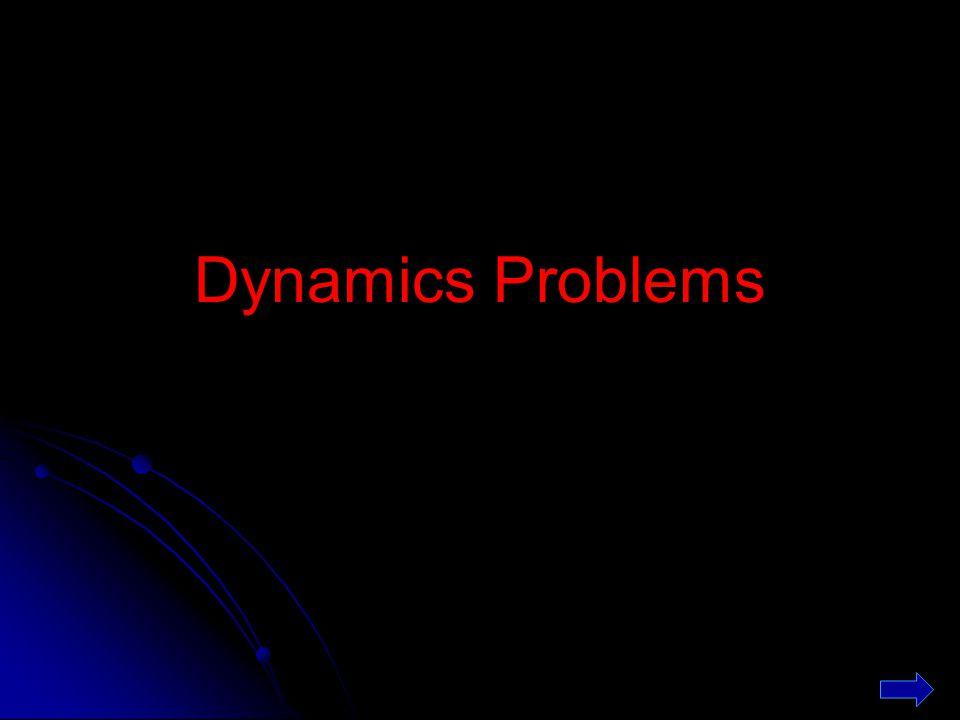 Dynamics Problems