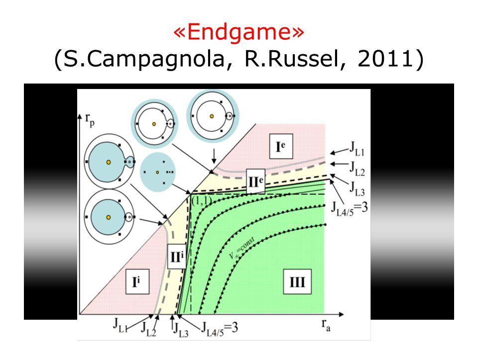 «Endgame» (S.Campagnola, R.Russel, 2011)