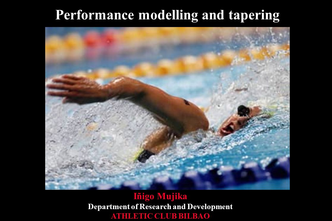 Performance modelling and tapering