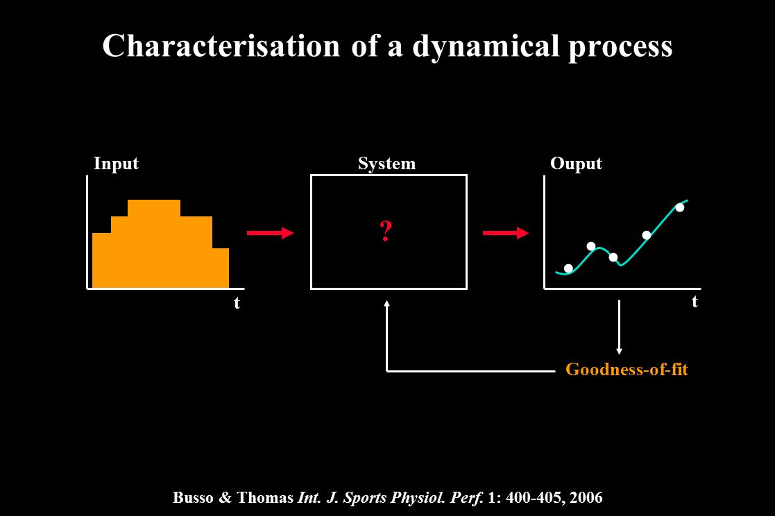 Characterisation of a dynamical process