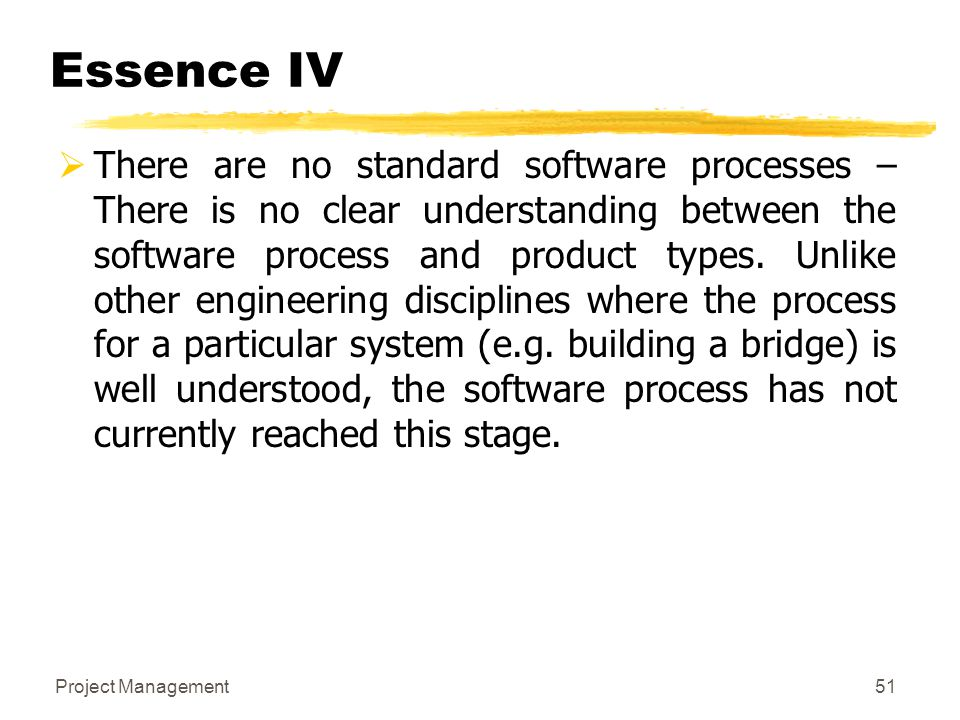 Essence IV