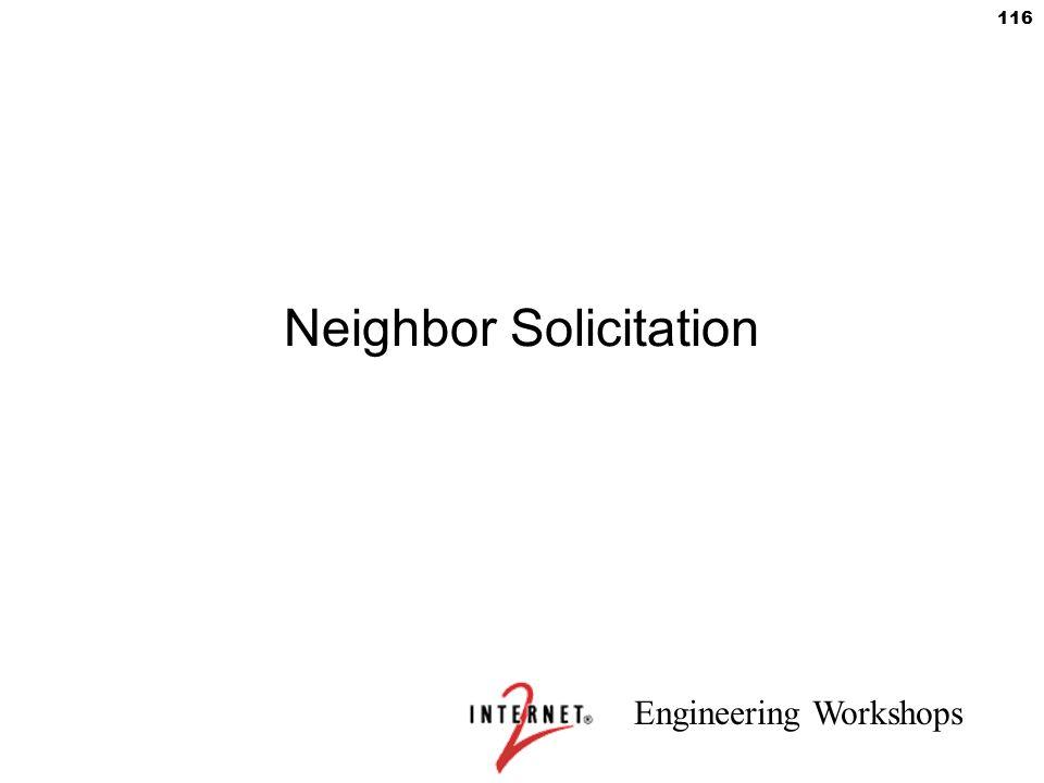 Neighbor Solicitation