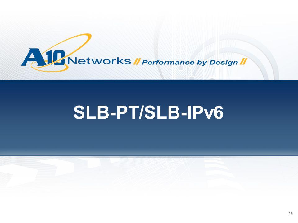 SLB-PT/SLB-IPv6