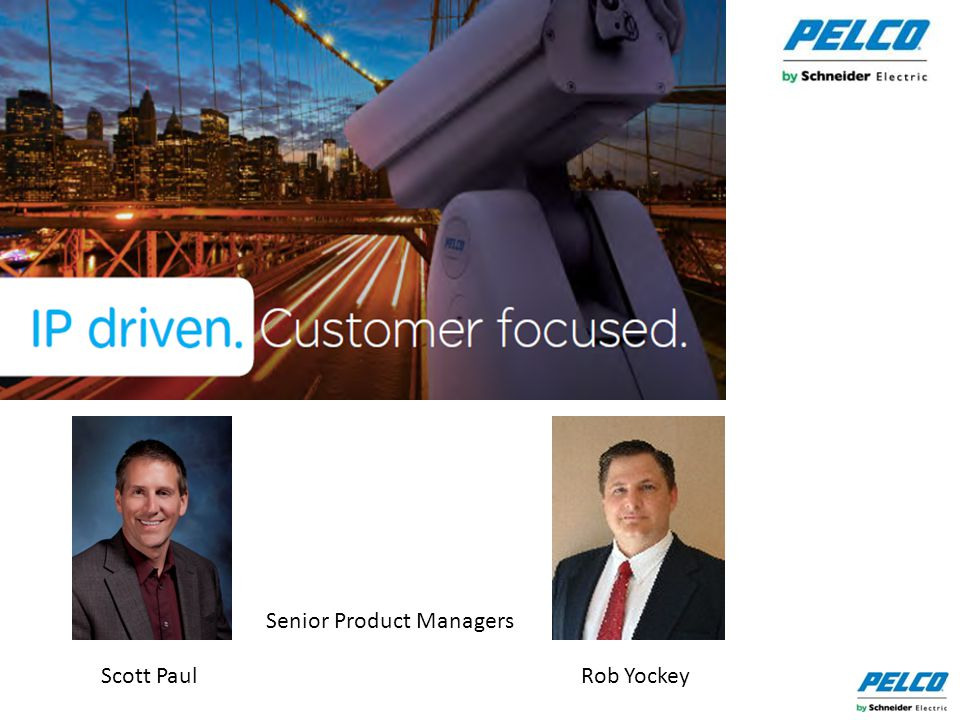Senior Product Managers