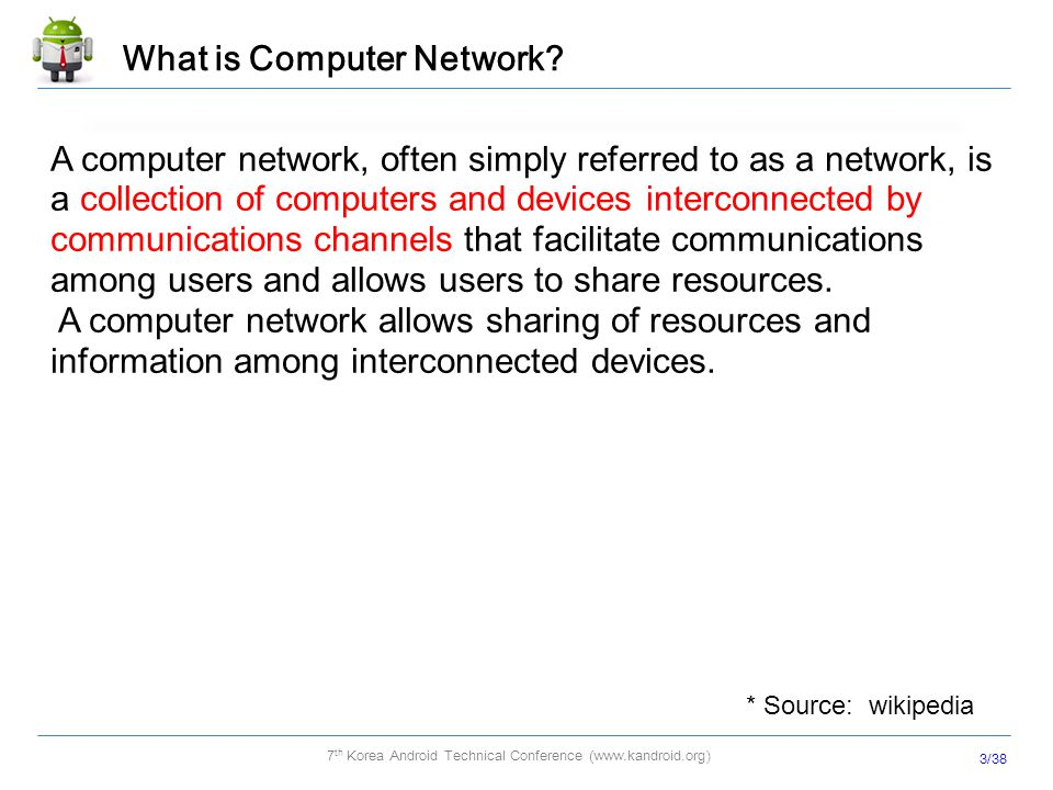 What is Computer Network