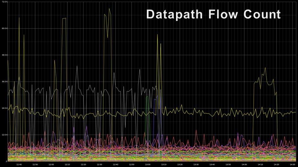 Datapath Flow Count