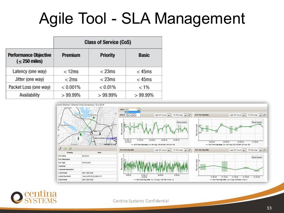 Agile Tool - SLA Management
