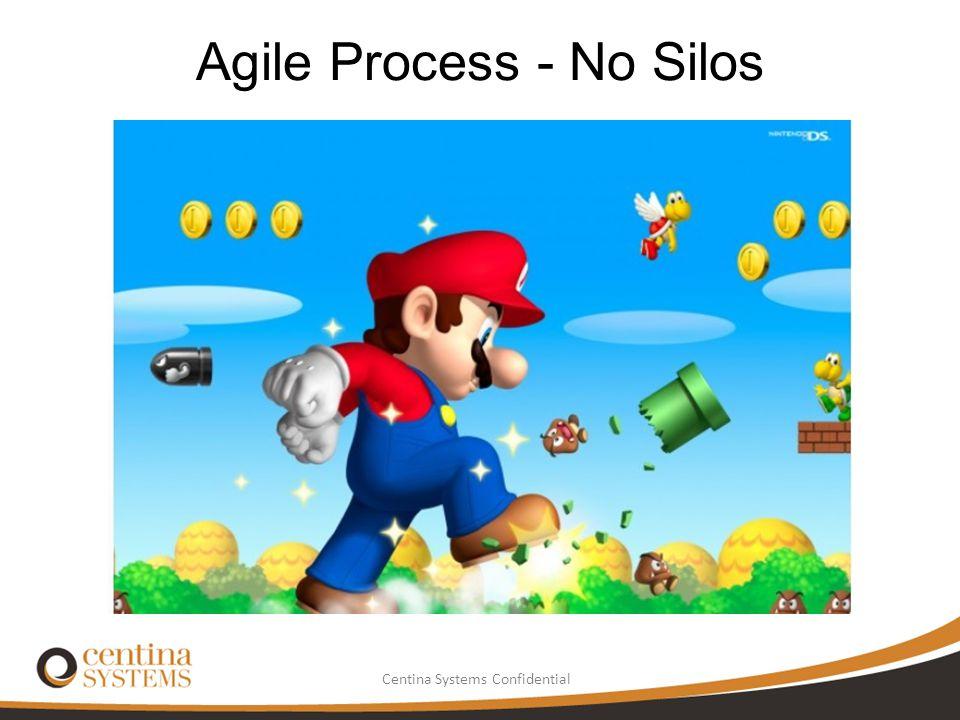 Agile Process - No Silos