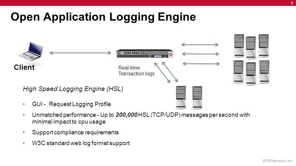 Open Application Logging Engine