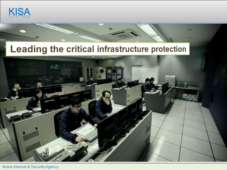 Leading the critical infrastructure protection