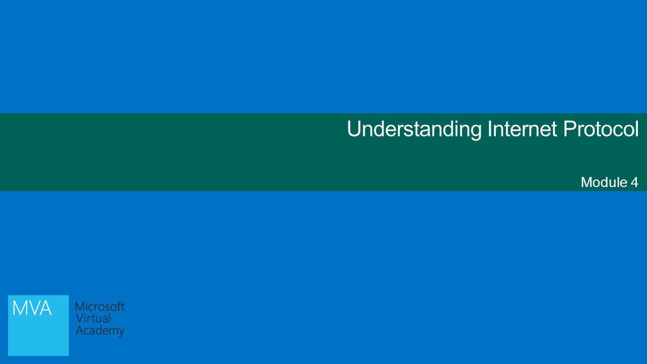 Understanding Internet Protocol