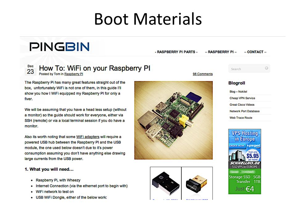 Boot Materials 加入中文參考資料