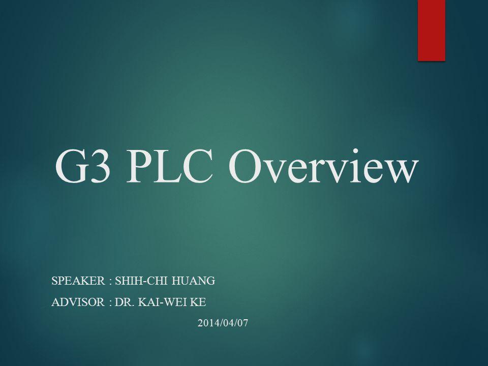 Speaker : Shih-Chi Huang Advisor : Dr. Kai-Wei Ke 2014/04/07