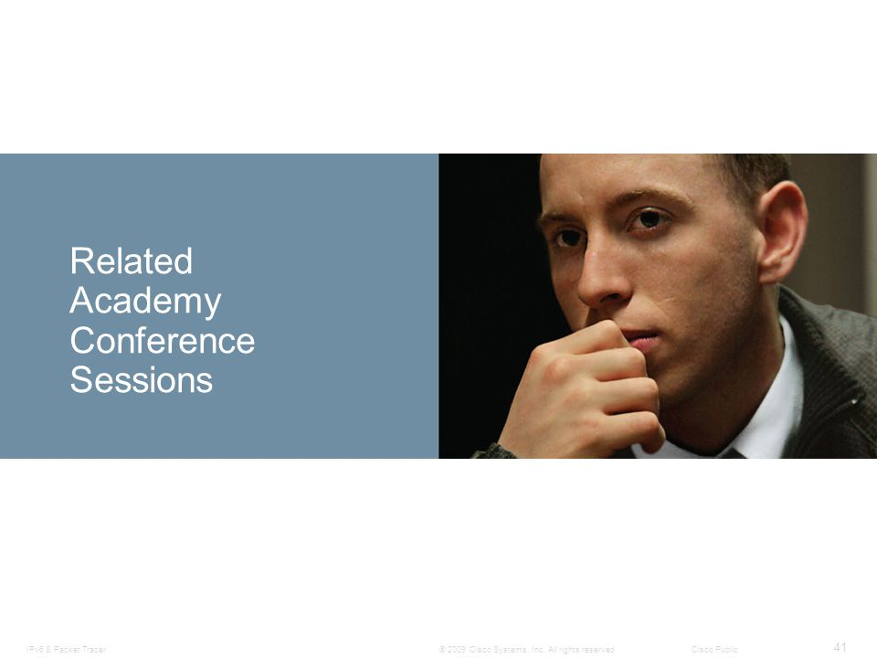 Related Academy Conference Sessions