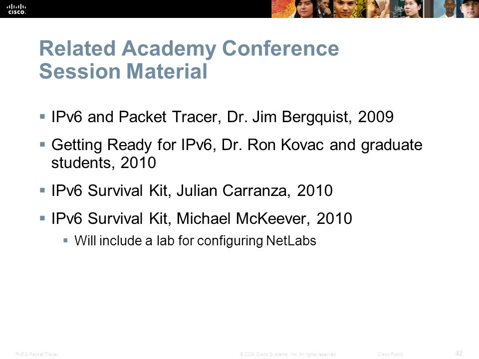 Related Academy Conference Session Material