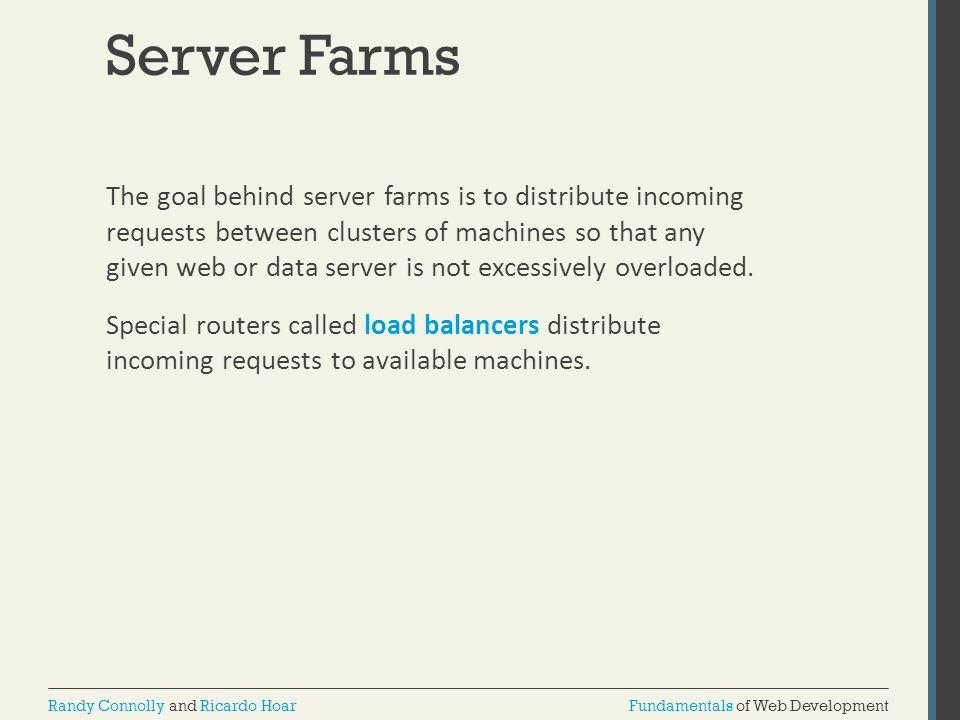 Server Farms