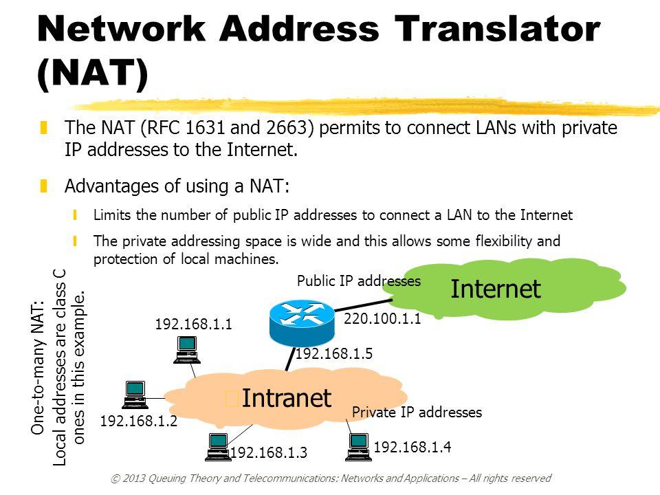 Network Address Translator (NAT)
