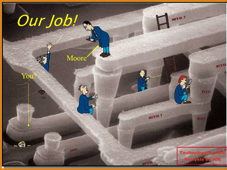 Our Job! Moore You