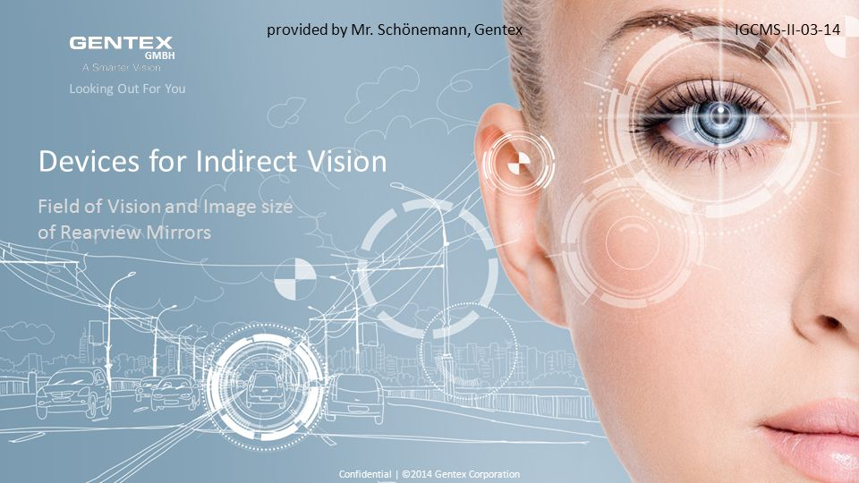 Devices for Indirect Vision