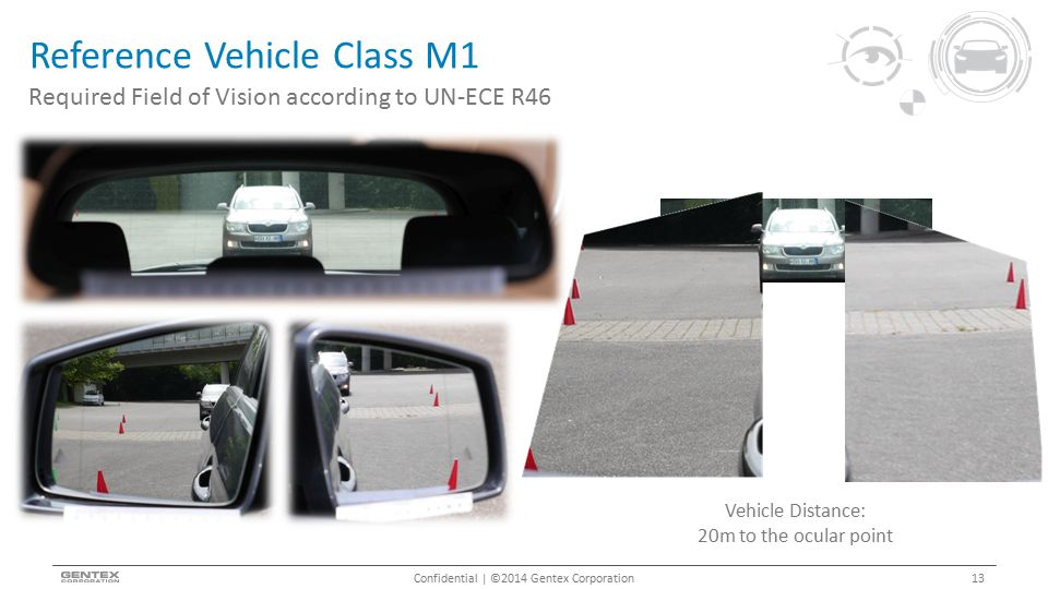 Reference Vehicle Class M1