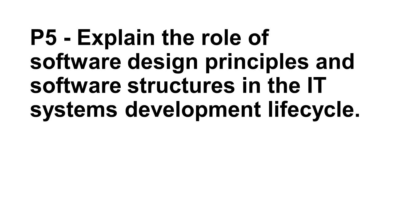 Explain The Principles Of Design : Unit assignment chris boardley ppt video online