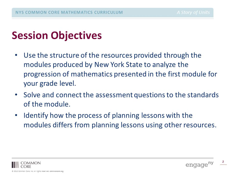 Module 1 Overview TIME ALLOTTED FOR THIS SLIDE: 1 minutes. MATERIALS NEEDED: X. Session Objectives.