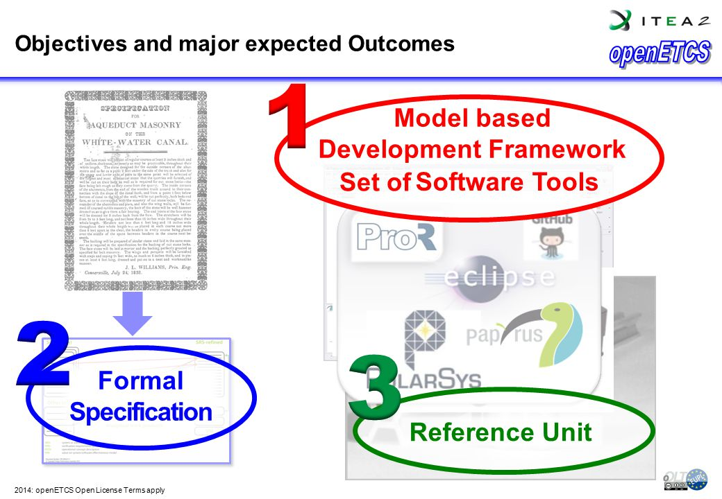 Objectives and major expected Outcomes