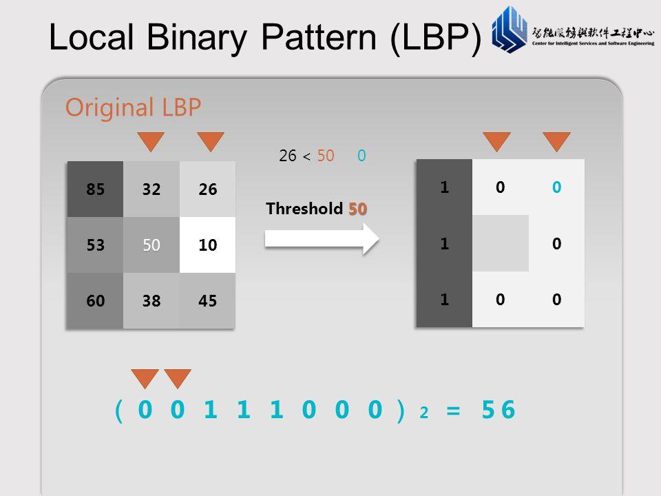 Local Binary Pattern (LBP)