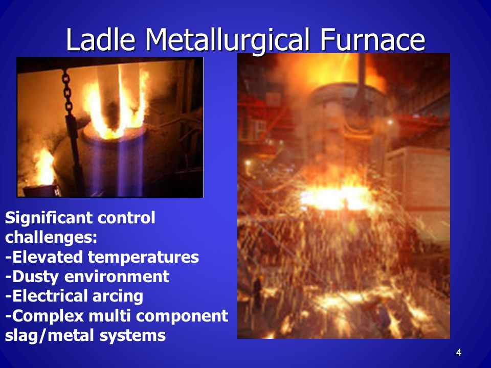 Ladle Metallurgical Furnace