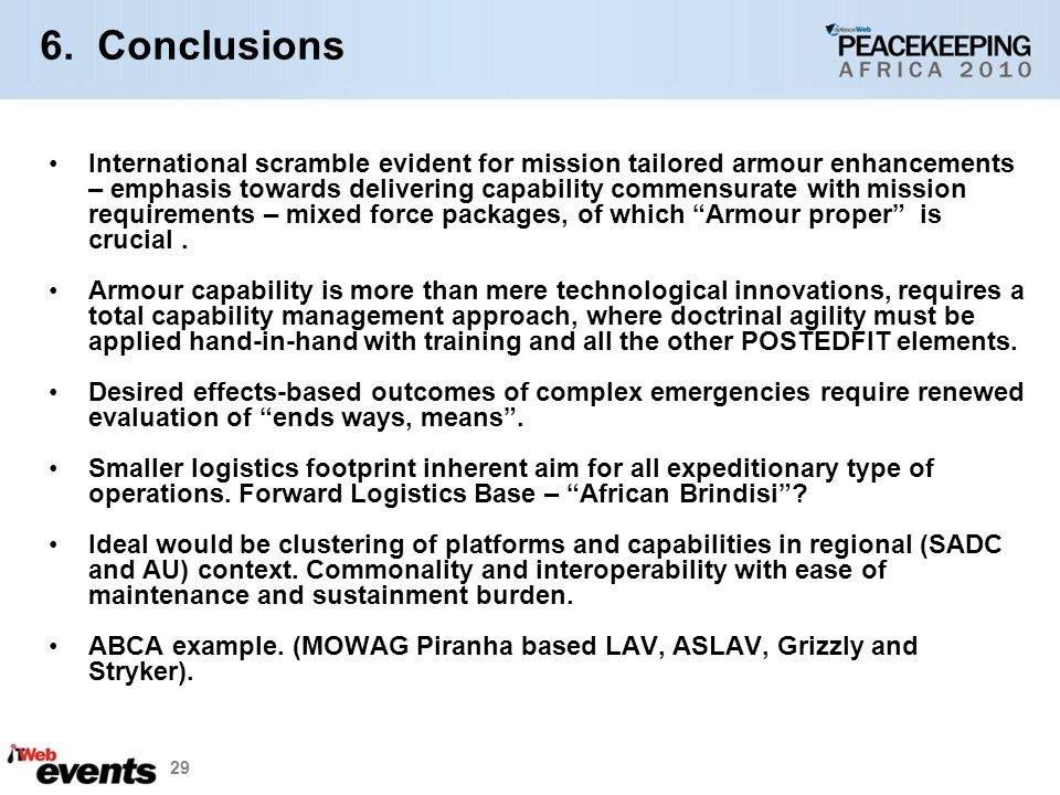 6. Conclusions