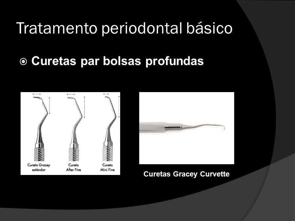 Tratamento periodontal básico