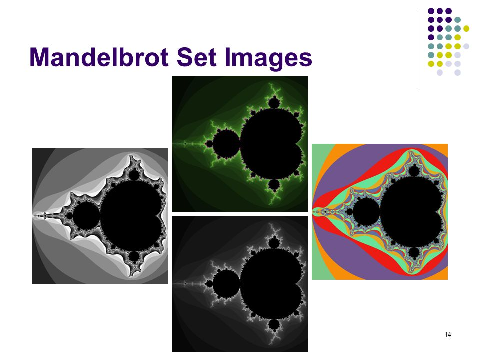 Mandelbrot Set Images