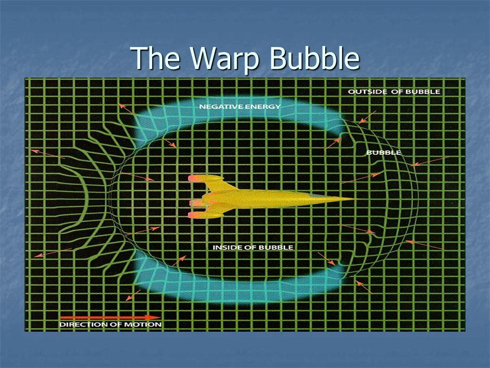 The Warp Bubble