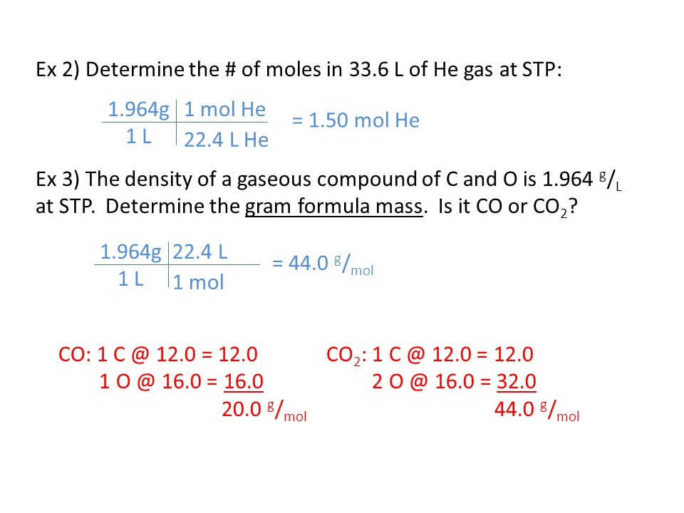 Ch10.1 – The Mole 1 mol = 6.02 x 1023 particles - ppt download
