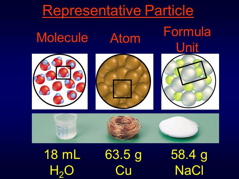 Representative Particle