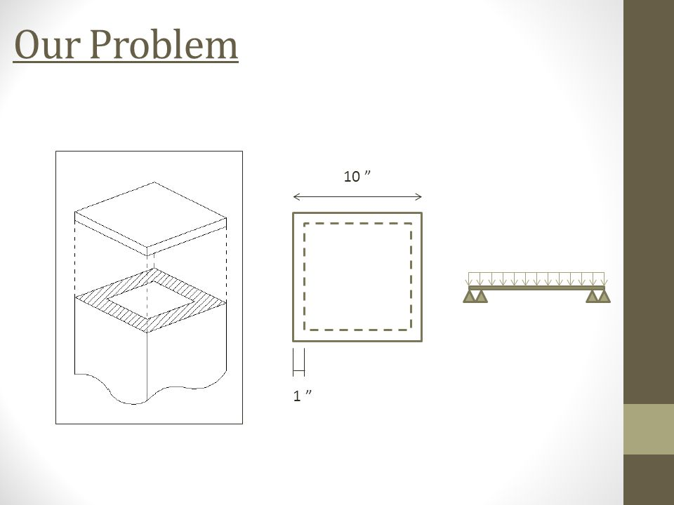 Our Problem 10 1