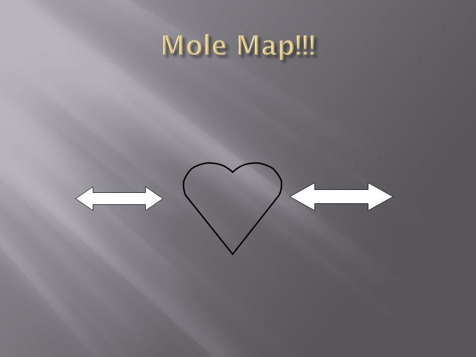 Mole Map!!!