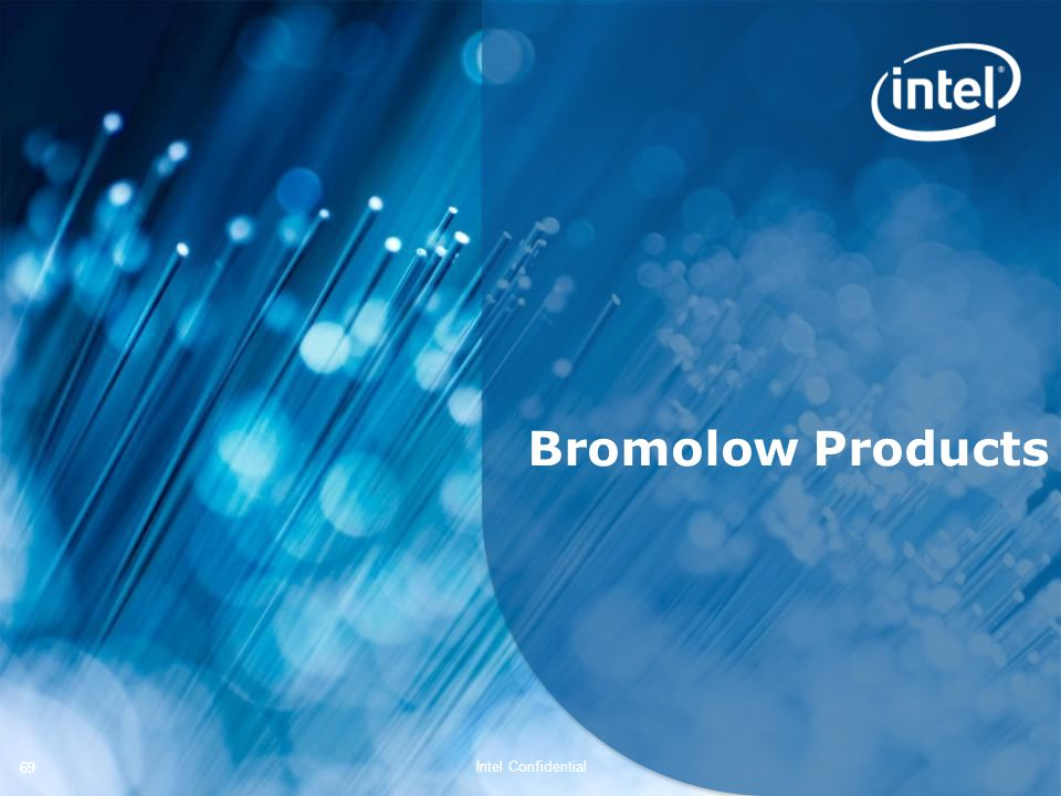 Bromolow Products