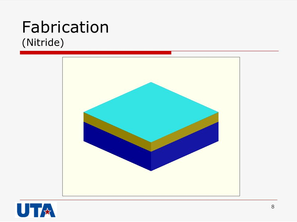 Fabrication (Nitride)