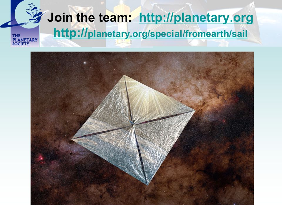 Join the team: http://planetary. org http://planetary