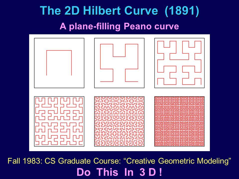 A plane-filling Peano curve