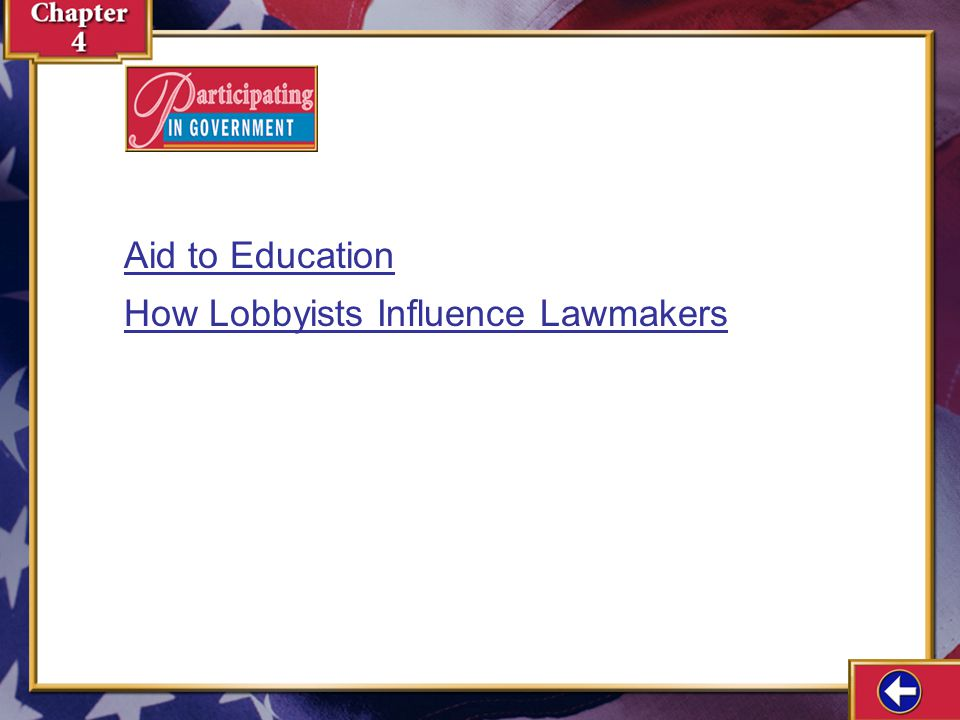 Participating in Government 4-1a