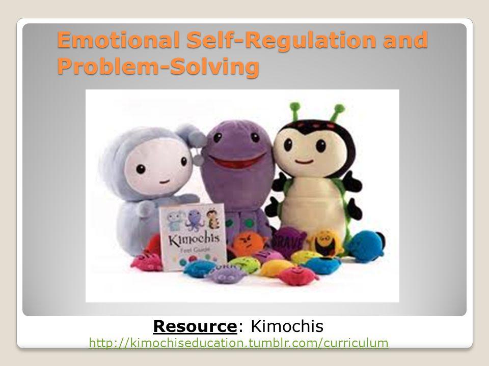 Emotional Self-Regulation and Problem-Solving