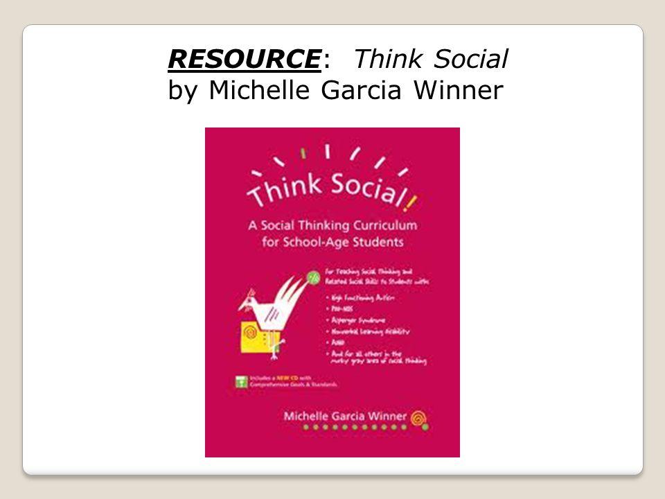 RESOURCE: Think Social
