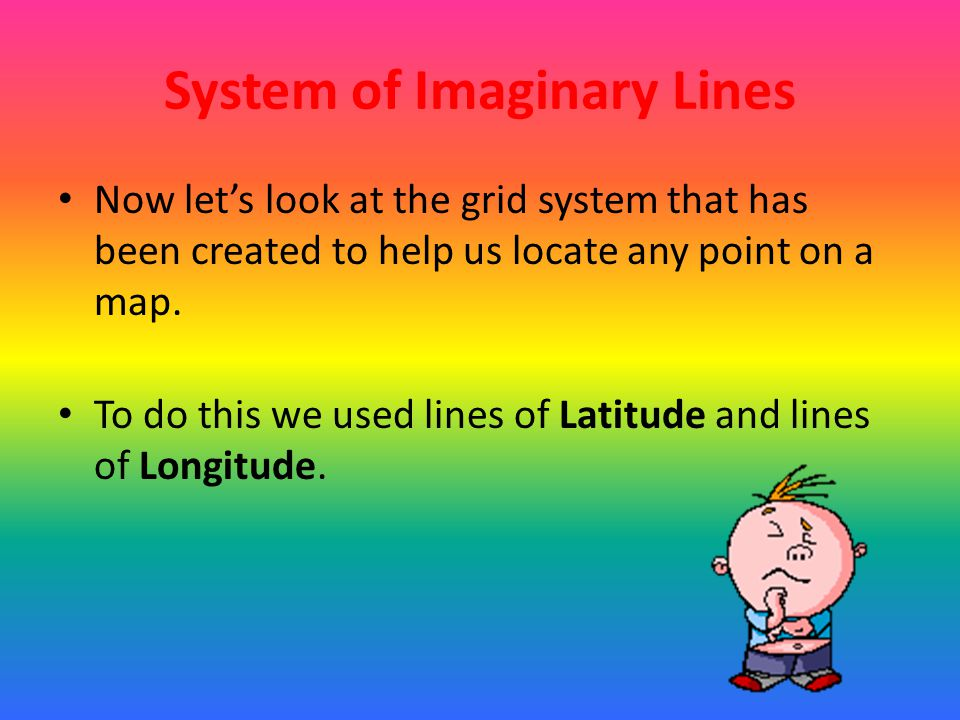 System of Imaginary Lines