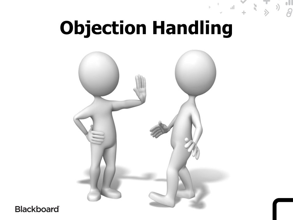 Objection Handling
