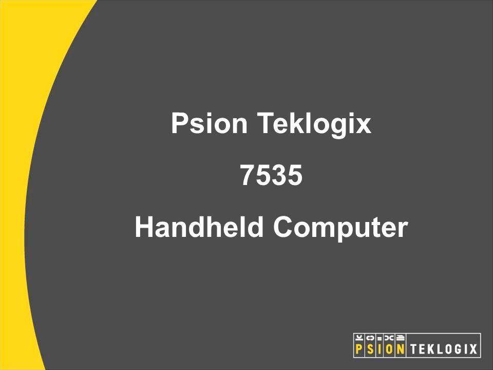Psion Teklogix 7535 Handheld Computer