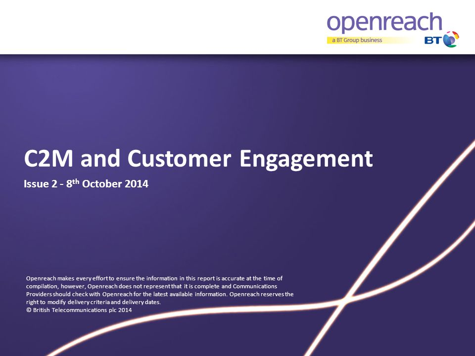 C2M and Customer Engagement