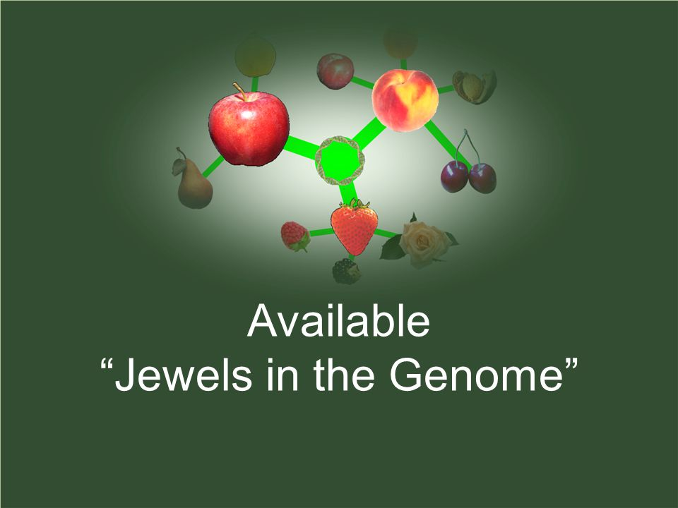 Available Jewels in the Genome